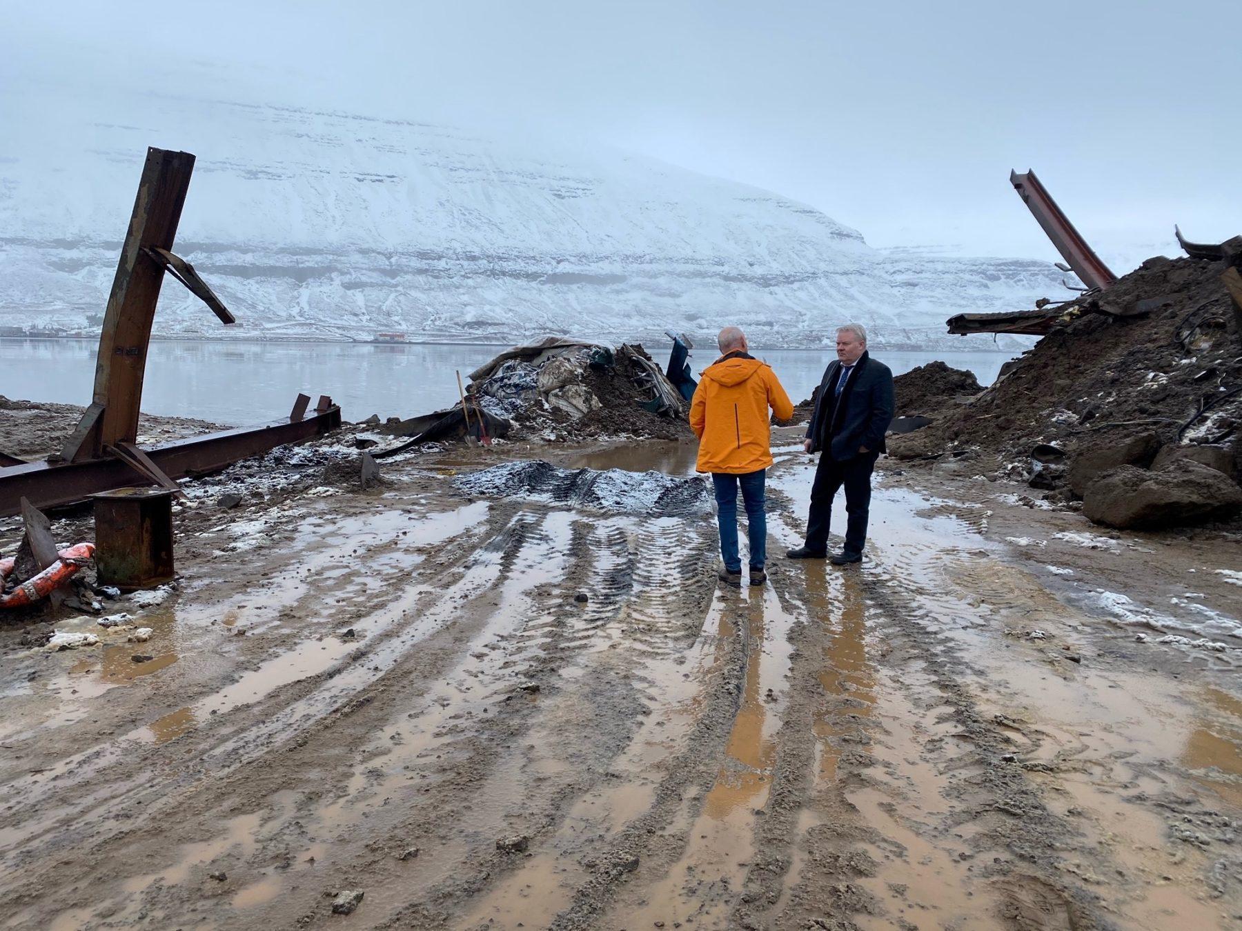 Seyðisfjörður 2021