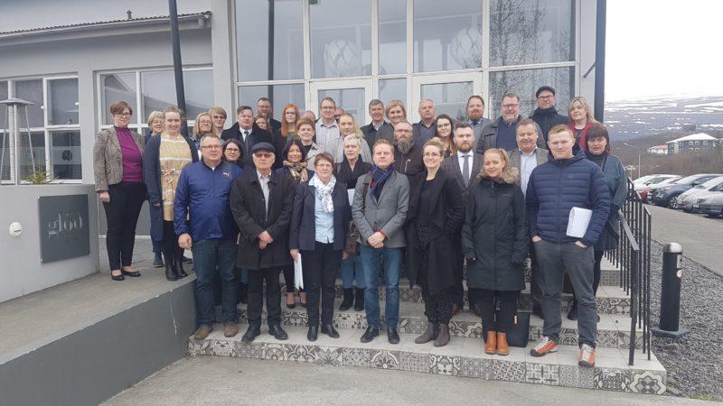 Aðalfundur SSA 2019