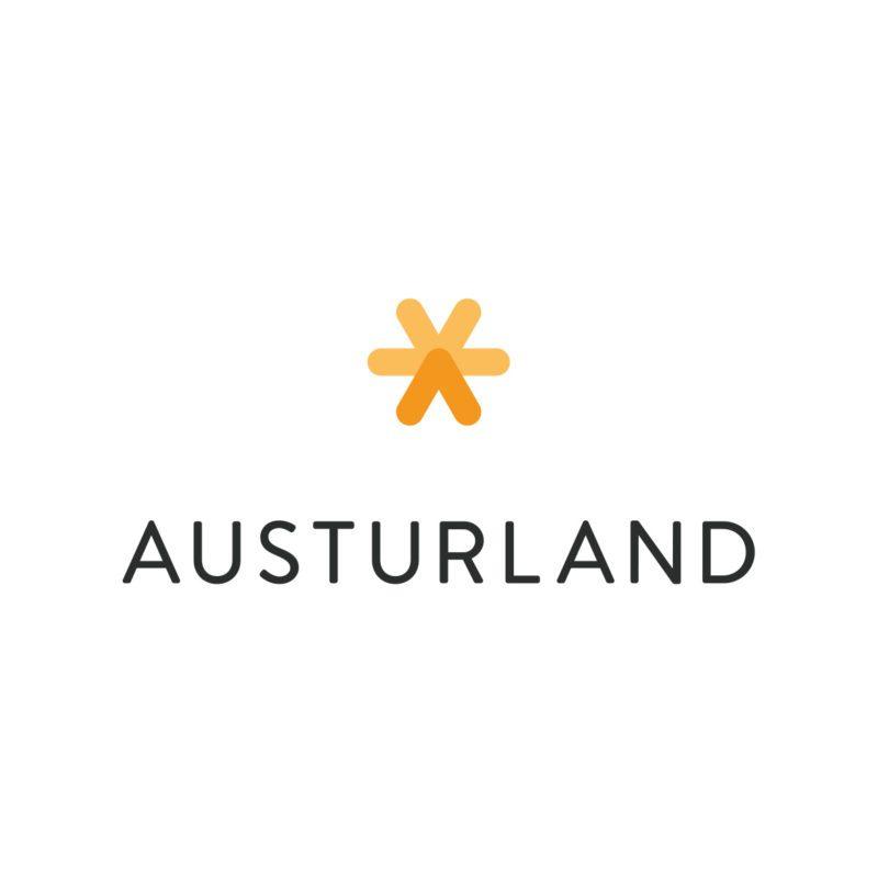 Austurland logo
