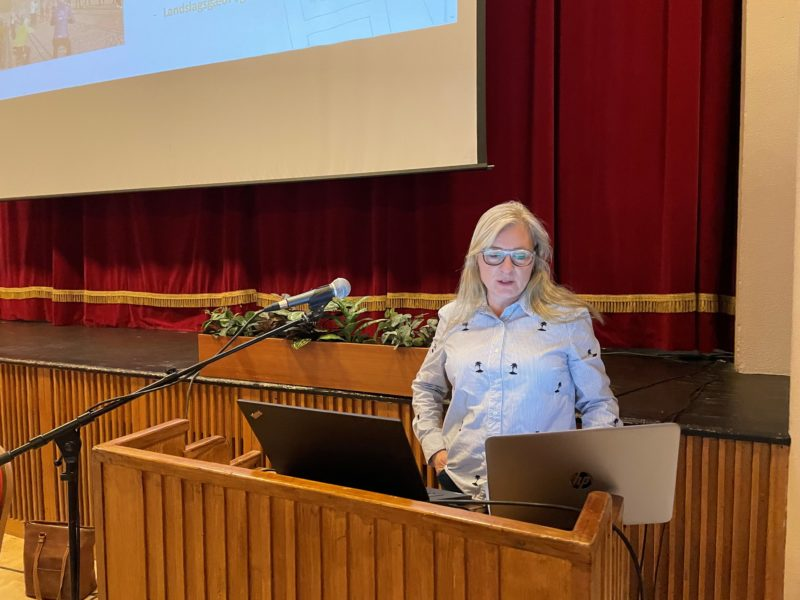Birna Björk Árnadóttir, sviðsstjóri hjá Skipulagsstofnun.