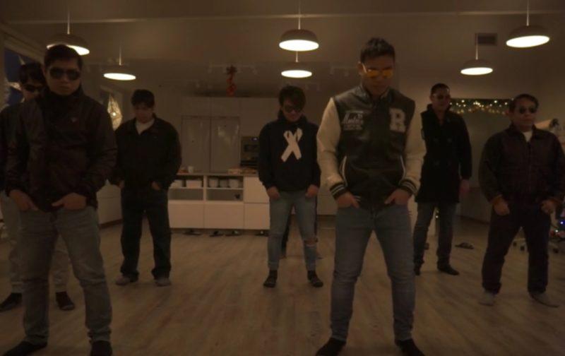 Íslenskukennsla dans