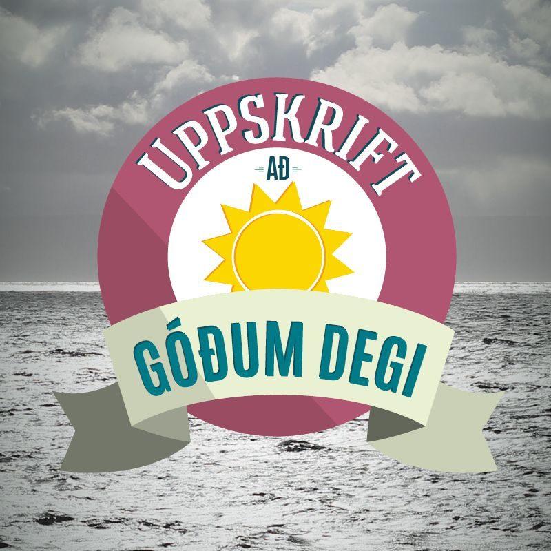 Uppskrift að góðum degi