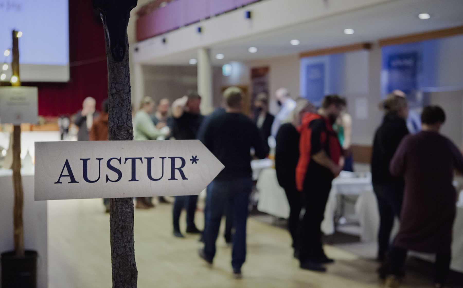 Matarmót matarauðs Austurlands